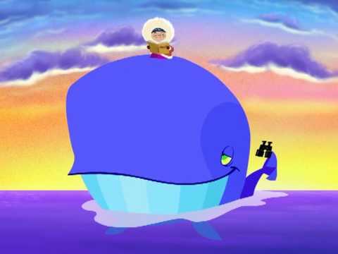 La Balena _videoclip cartoon