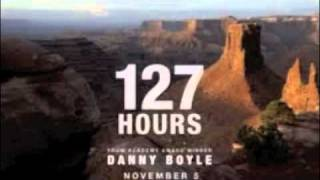 "127 Hours Soundtrack ""Wasting Time"" - by Dave DeRose"