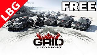 ✅ FREE Game - Grid Autosport (Gamesessions)