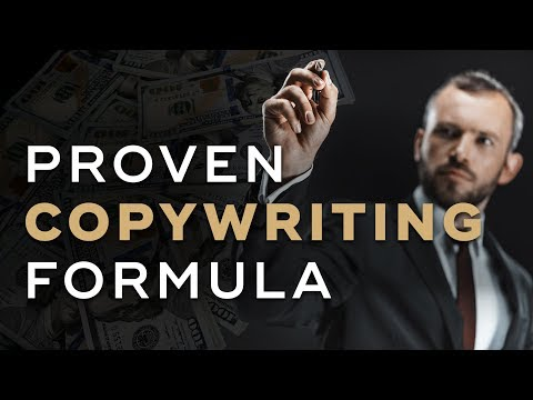 Proven Copywriting Formula That Works - The Structure of Persuasive Copy - Dan Lok