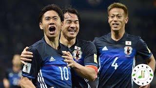 5 Pemain Harapan Jepang Di Piala Dunia