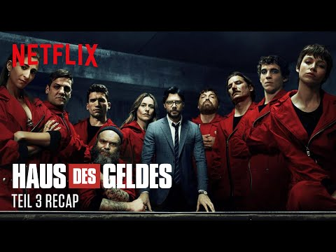 Was Passierte In Teil 3 | Haus Des Geldes | Recap | Netflix