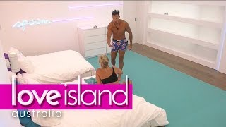 Cassidy blows up at Grant | Love Island Australia 2018