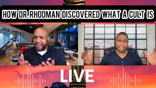 How Dr. Rhodman Discovered What a Cult Is |EPISODE 7| IGI Live: The Truth Revealed