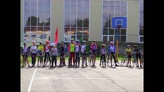 Состоялось первенство Речицкого района по велосипедному спорту на шоссе