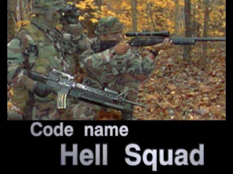 Amiga 1200 Longplay [009] Code name Hell Squad