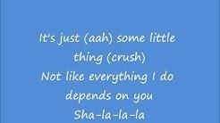 Jennifer Paige - ''Crush'' HD-Lyrics (1998) ~HQ~