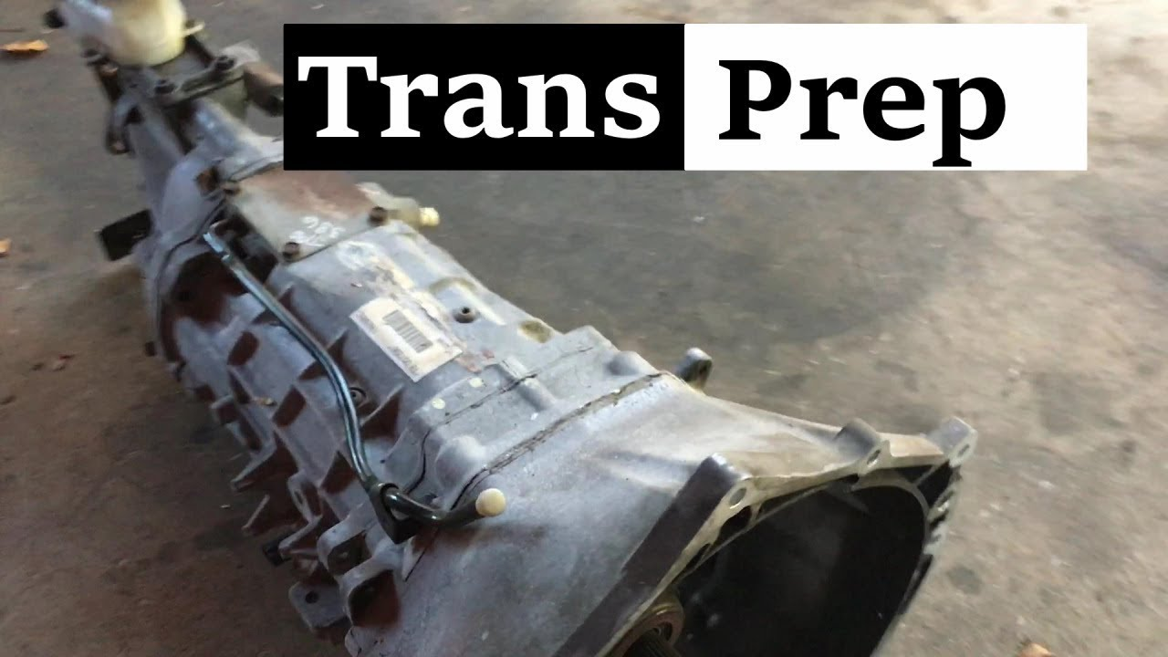 T56 Transmission Prep With Sikky Supplies