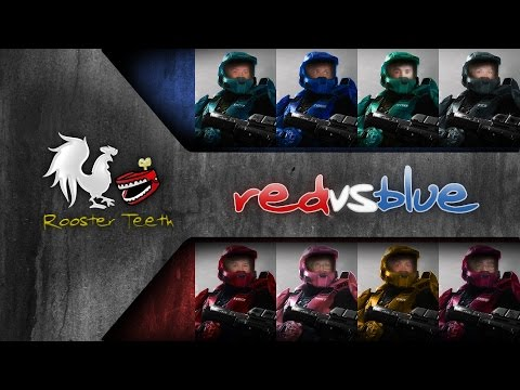 [blind commentary] red vs blue episode 74