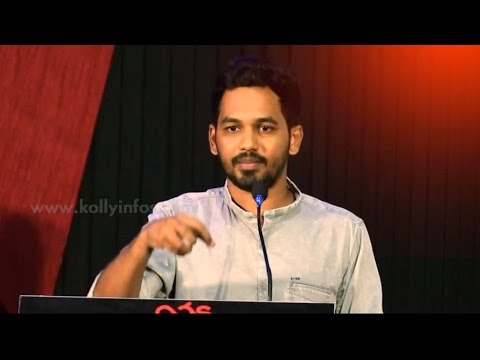 Re-Creating  Bharathiyar Songs | HipHop Tamizha | Kavan Press Meet