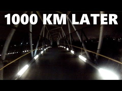 Xiaomi M365 - 1000 km Review