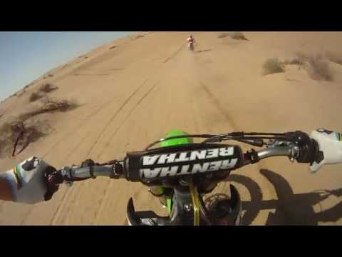 Go Pro Dirt Bike Video In Glamis Sand Dunes Youtube