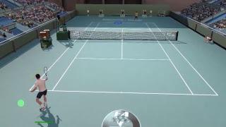 Full Ace Tennis Simulator - LIVE