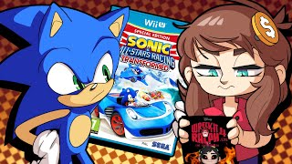 Sonic And All Stars Racing Transformed - RadicalSoda