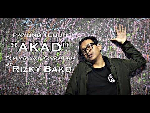 Payung Teduh -  Akad cover versi  reggae rocksteady by Rizky Bako