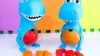 Dino Papa Tudo Brinquedos para Bebês Elka Kids Toys