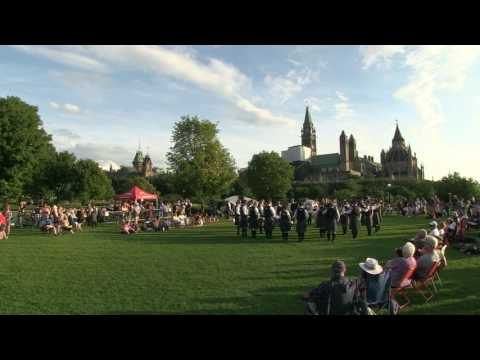 Bands in the Park - July 28th 2016 - Ottawa