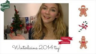 WinterLicious Tag♡Christmas Favorites Thumbnail