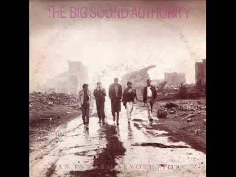 The Big Sound Authority - A Bad Town (1985)
