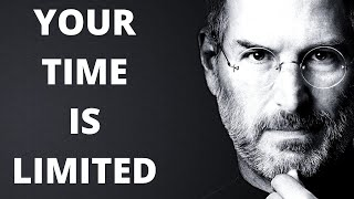 Stop Wasting Your Life! | Steve Jobs Motivation