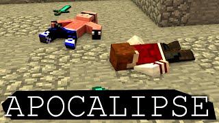 Minecraft: APOCALIPSE #36 - A MORTE! ACORDA KAZZIO!!