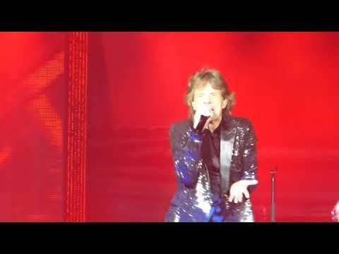 Rolling Stones - Sympathy for the devil [ Zurich Zürich - 20 - 9 - 2017 ]