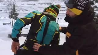 Обзор защиты для сноуборда NIXTER