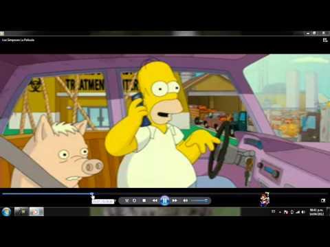 Descargar - Los Simpso La Pelicula HD