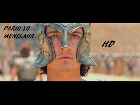 Troy- Paris vs Menelaus (HD)