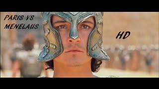 Troy- Paris vs Menelaus (HD)