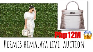 Heart Evangelista's Most Expensive Bag ( Bag Talks By Anna )