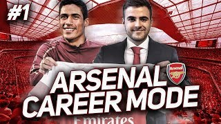 FIFA 19   ARSENAL CAREER MODE EP1 - The Best FIFA 19 Career Mode Signings #FIFA19