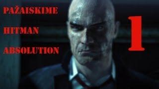 Pažaiskime Hitman Absolution: 1 epizodas [Purist] - A Personal Contract