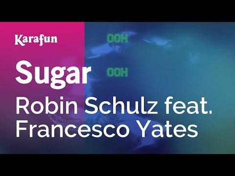 Karaoke Sugar - Robin Schulz *