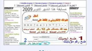 أول موقع عربي في نت يقتسم أرباجه مع زواره