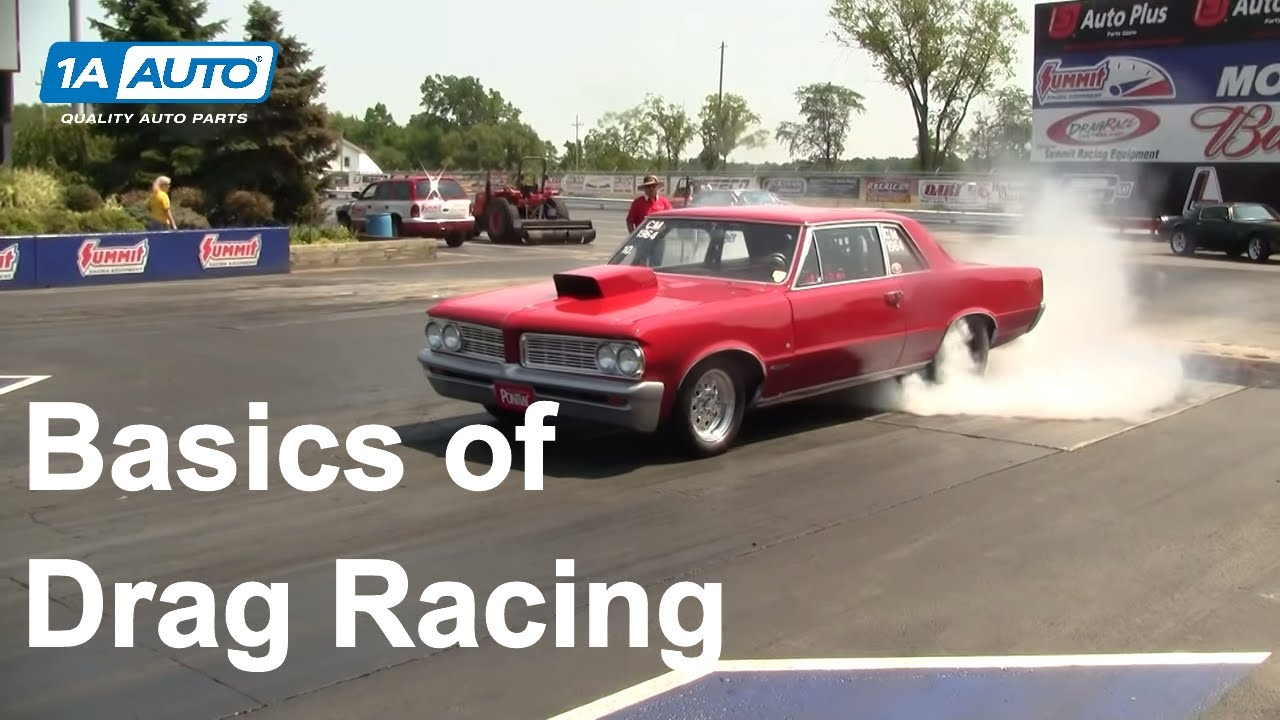 How To Drag Racing 101 The Basics Staging The Christmas Tree And
