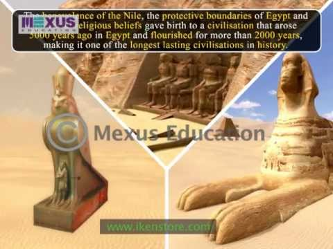 Egyptian Civilisation- Architecture, Religion, Government and Contributions