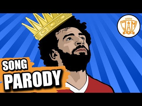 ♫ MO SALAH SONG - YOU'RE NEVER GONNA STOP HIM   LIVERPOOL FC FUNNY SONG PARODY NAUGHTY BOY LA LA LA