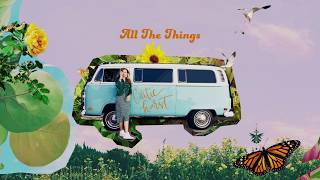 Caitie Hurst - All The Things (Official Lyric Video)