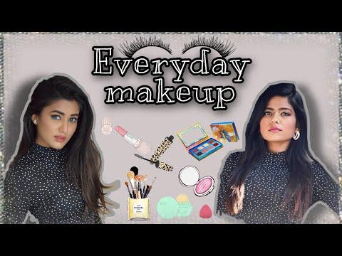 Our Daily Basic Makeup Routine 💁♀️ || Rugima | Rugees | Gimaashi  #basicmakeup #rugima