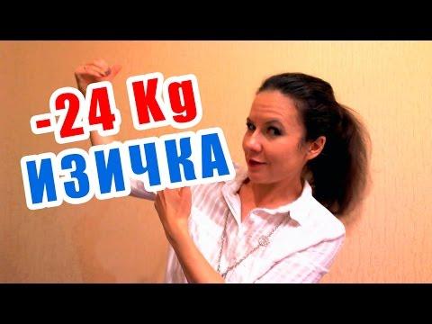 Как легко ПОХУДЕТЬ на 24 кг? Правильное похудение. Фото до и после похудения.