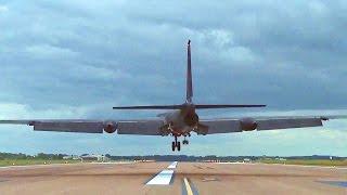 """""""فيديو"""" هل هذه هي أكثر الطائرات التي يصعب عليها الهبوط بشكل طبيعي؟"""
