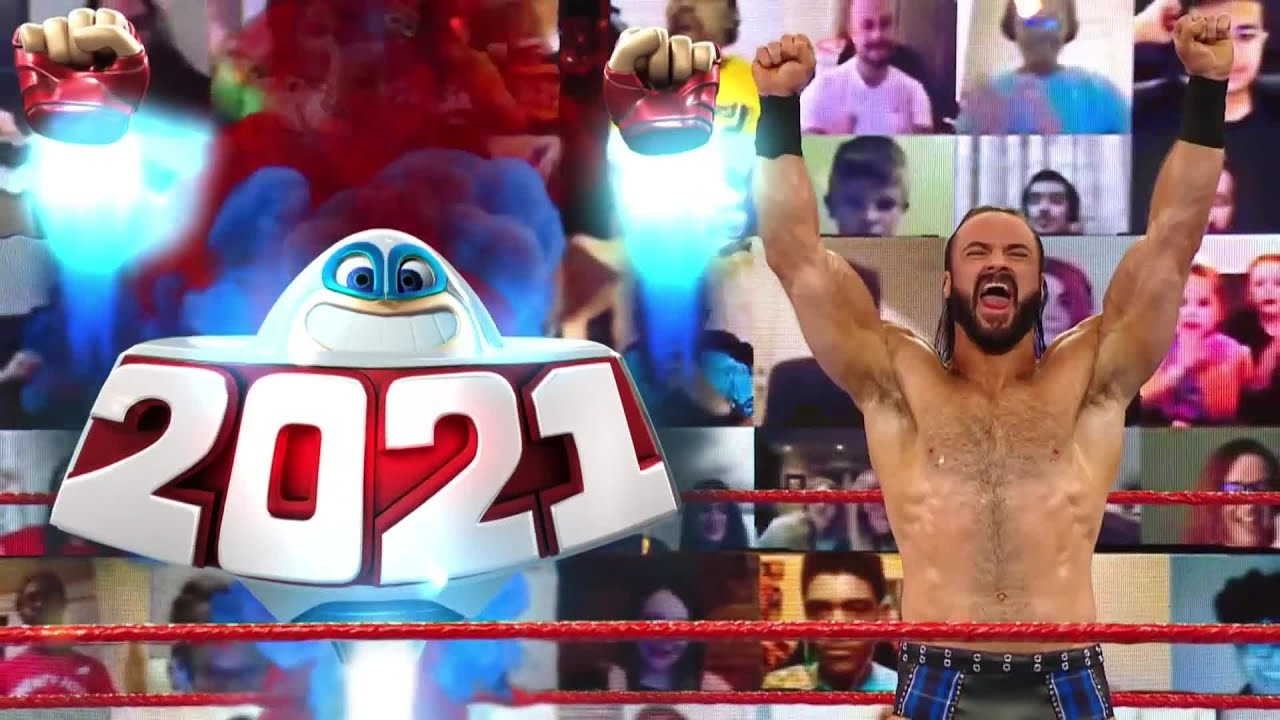 WWE Body Slams 2020 for the Holidays