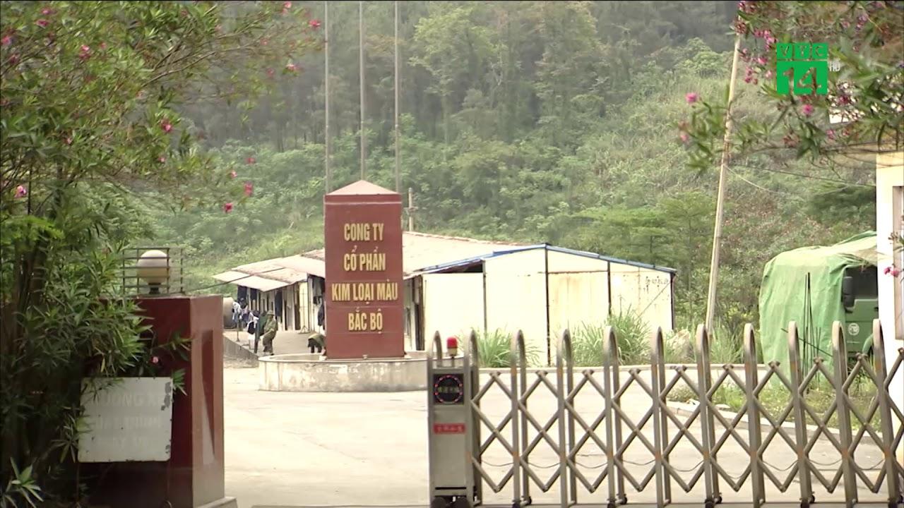 VTC14 | Lạng Sơn xử lý nhà máy ô nhiễm chì