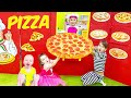 Five Kids Pizza is good Song + more Children's Songs and Videos