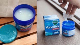 Vicks VapoRub 10 Surprising Uses You've Never Heard Of thumbnail