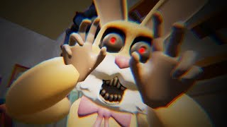 MY NEW NEIGHBOR IS LUCKY THE RABBIT - Hello Neighbor Dark Deception ACT 2
