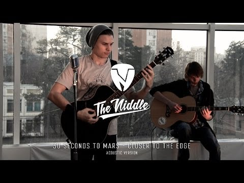 30 Seconds To Mars - Closer To The Edge (acoustic Cover)