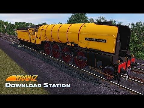 Trainz Simulator 2019 [ DLS Add-On ] - KTR Gresley P2
