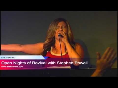Open Nights of Revival with Stephen Powell 2